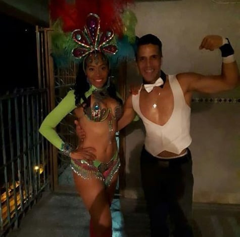 grupo de samba  favela do samba