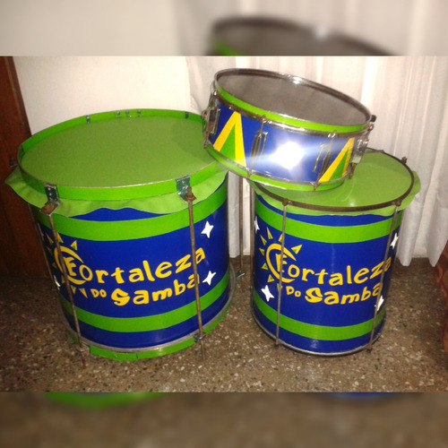 grupo de samba fortaleza do samba tambores caracas