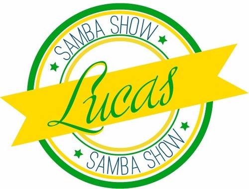 grupo de samba, garotas show, hora loca