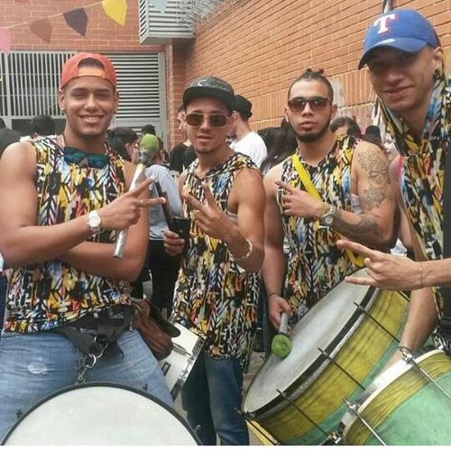 grupo de samba  -  grupo de tambor - grupo de gaita