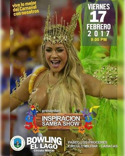 grupo de samba inspiraciòn samba show