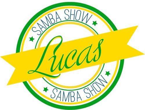 grupo de samba lucas samba show