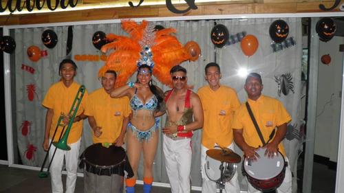 grupo de samba - tambores - hora loca - tamboire - garotas