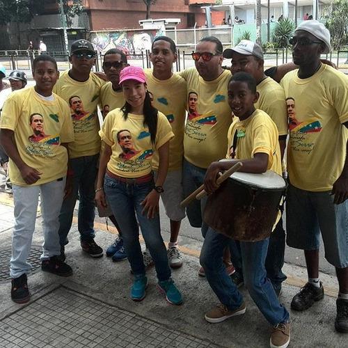 grupo de tambor y parranda venezuela cacao y cafe