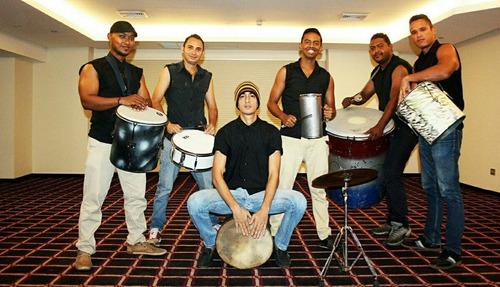 grupo de tambores maracaibo zulia