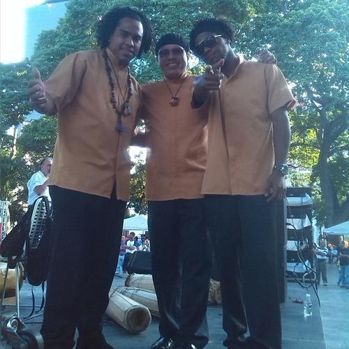 grupo de tambores melao show