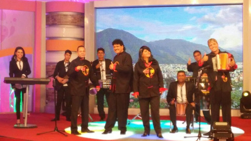 grupo de vallenato en maracay