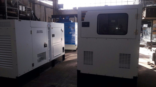 grupo electrogeno 150 kva nuevo con cabina insonora