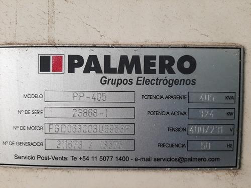 grupo electrogeno 450 kw