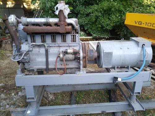 grupo electrogeno a gas natural de 45kva