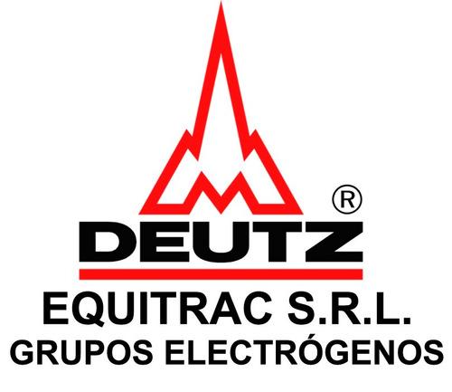 grupo electrógeno deutz 230kva equitrac