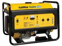 grupo electrogeno gamma elite 7500e generador 7000w. ge3462