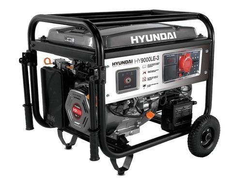 grupo electrogeno generador 8 kva 15 hp trifasico hyundai