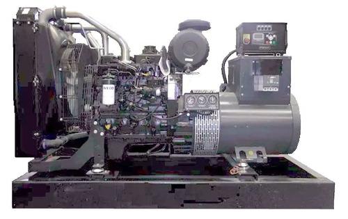 grupo electrógeno generador diesel 124 kva fiat iveco oferta