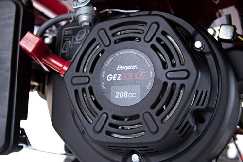 grupo electrogeno generador electrico energizer 3.3 kva 7 hp