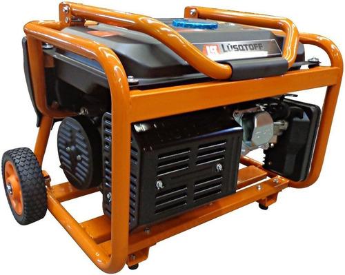 grupo electrogeno generador gas nafta lg3500ex-ga 7hp 4kva