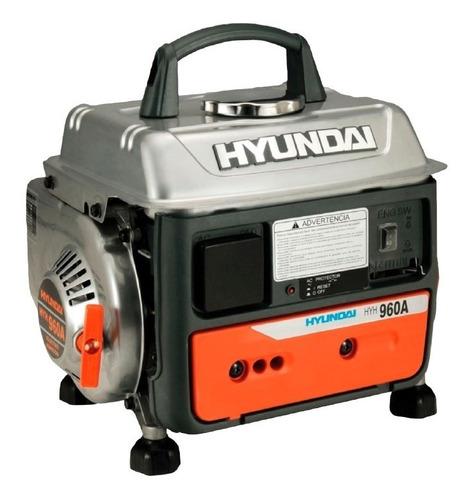 grupo electrogeno generador hyundai hyh 960 800 watts - sti