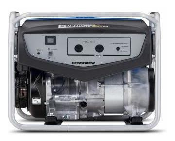 grupo electrogeno generador yamaha ef 5500 fw en motoswift