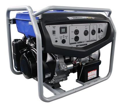 grupo electrogeno generador yamaha ef 7200e en motoswift
