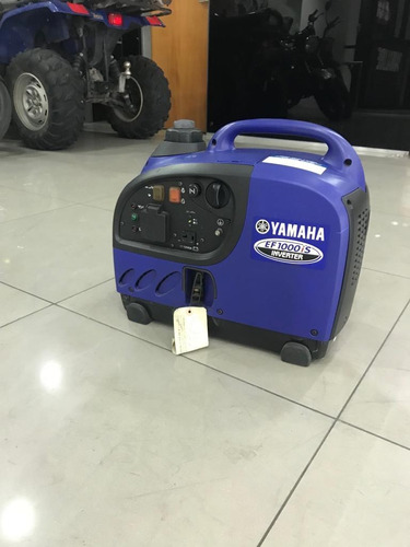 grupo electrógeno inverter yamaha ef1000is- tamburrino motos