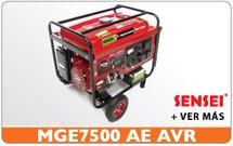 grupo electrogeno sensei 7500