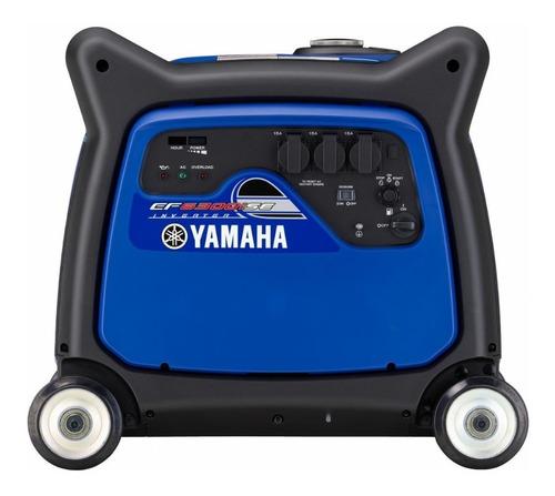 grupo electrógeno  yamaha ef6300ise palermo bikes