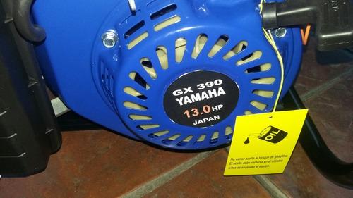 grupo electrogeno yamaha-gx 390. 13 hp. 7.5kva.monifasico