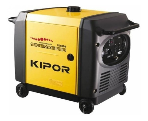 grupo generador kipor ig6000 inverter