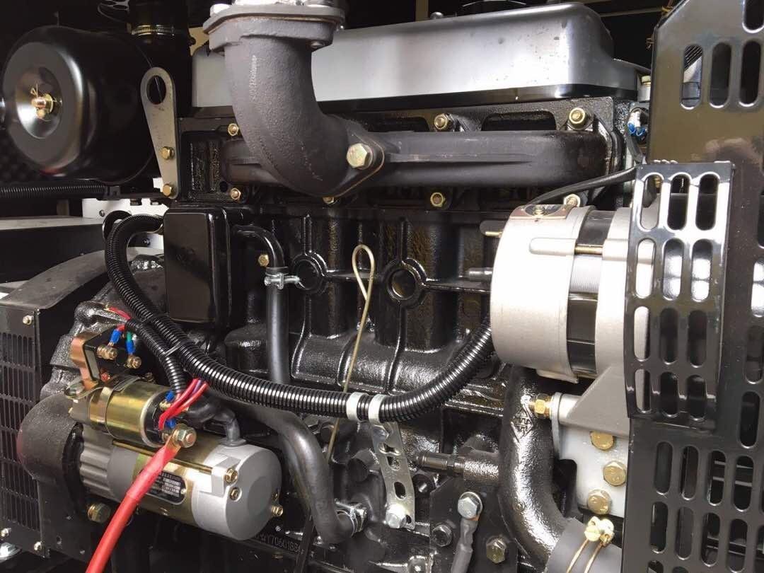 a7ce695d61e Grupo Gerador Energia Silenciado Automático 28 Kva Com Qta - R ...