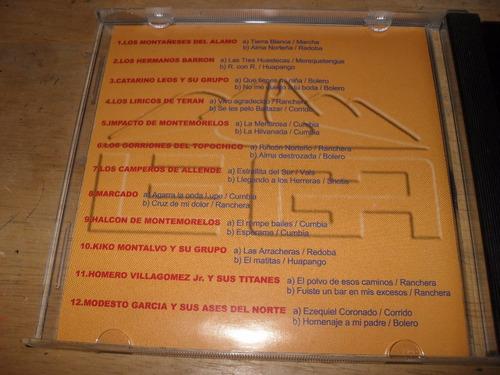 grupo halcon, impacto de montemorelos y varios grupos cd