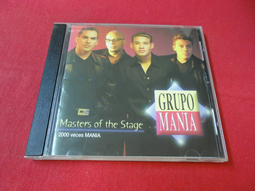 grupo mania - masters of the stage - made in usa