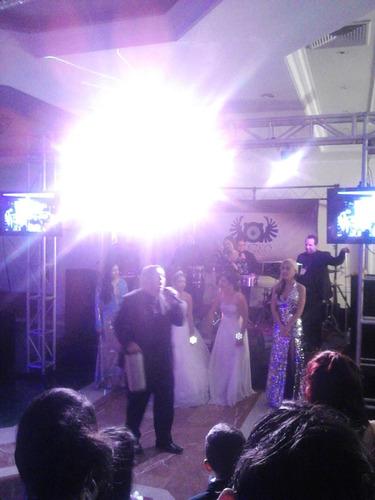 grupo musical bailable fiesta animacion karaoke show dj