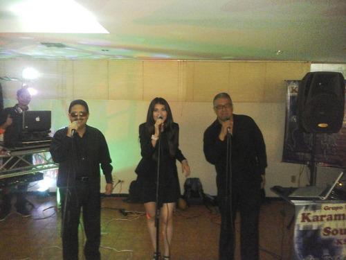 grupo musical  karamanchel sound -salsa-merengue y mucho más