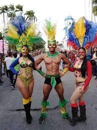 grupo musical, stripers, hora loca, cantantes, samba, tambor