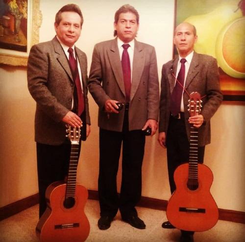 grupo musical trío los arcanos boleros románticos y serenata