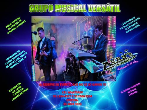 grupo musical versatil