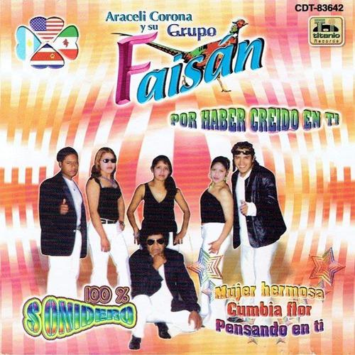 grupo musical versátil - araceli corona y su grupo faisán