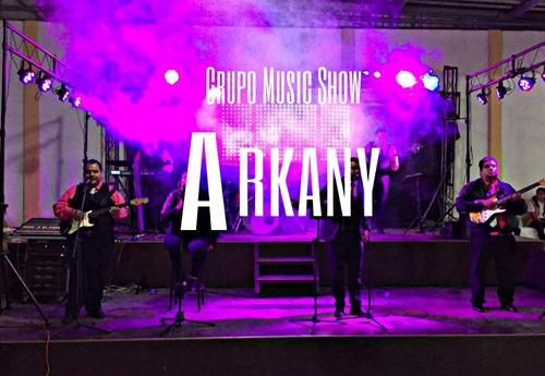 grupo musical versatil arkany