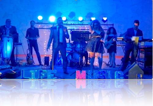 grupo musical versatil life music , san luis potosi