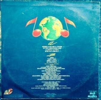 grupo niche, llegando al 100% vinilo colombia 1992