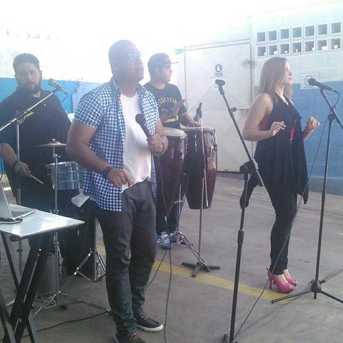 grupo  orquesta  bohemia music band, barras movil , kareoke