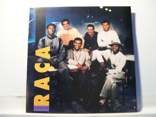 grupo raça, dengo, 1994, cd original raro