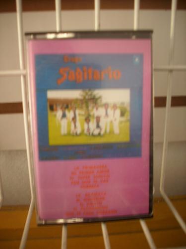 grupo sagitario - ( idem ) cassette en muy buen estado