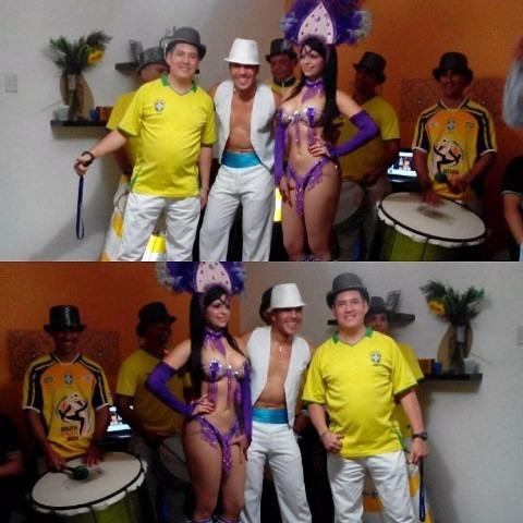 grupo samba show