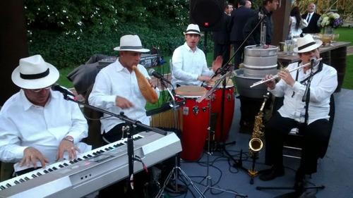grupo son cubano orquesta para eventos y fiestas bogota chia