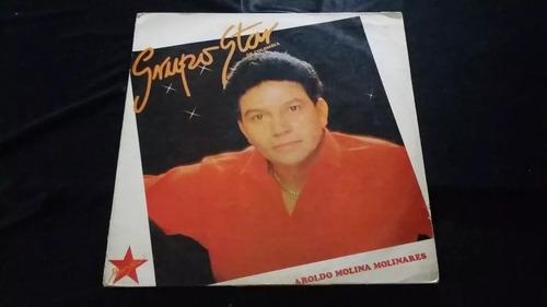 grupo star de colombia tributo a aroldo molina lp salsa