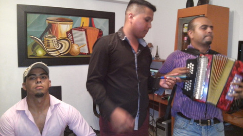 grupo vallenatos boy´s caracas