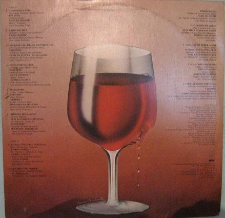 grupo verde vinho - portugal com amor - 1978