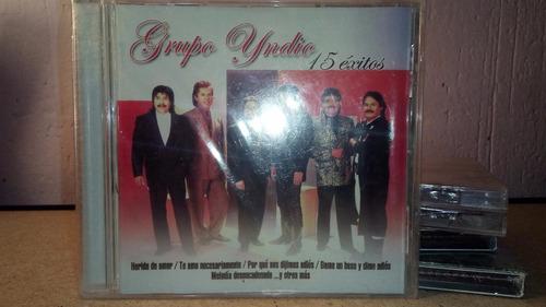 grupo yndio cd 15 éxitos nuevo sellado