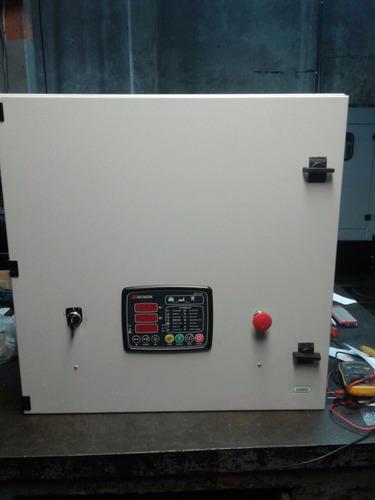 grupos electrógenos | automatización y mantenimiento